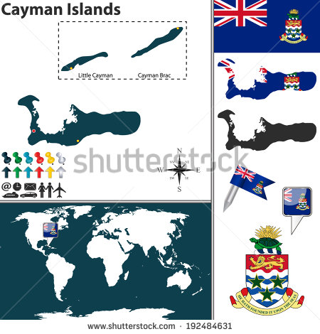 Cayman Islands Stock Photos, Royalty.