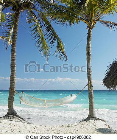 Stock Photo of on the beach, Cayo Coco, Cuba csp4986082.