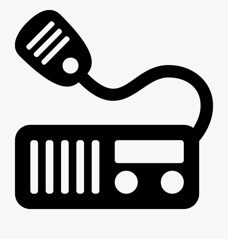 Cb Radio Clipart.