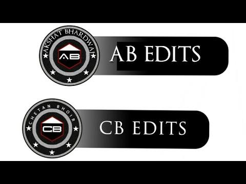 How To Make CB EDITS Logo In Picsart Professional Logo Picsart Tutorial.