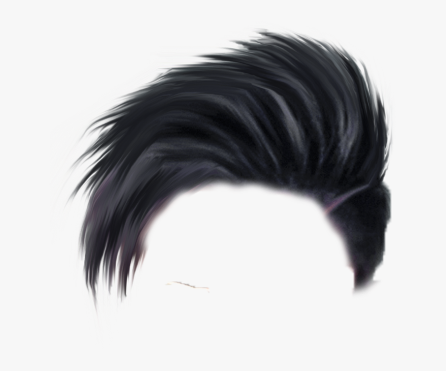 Transparent Wig.