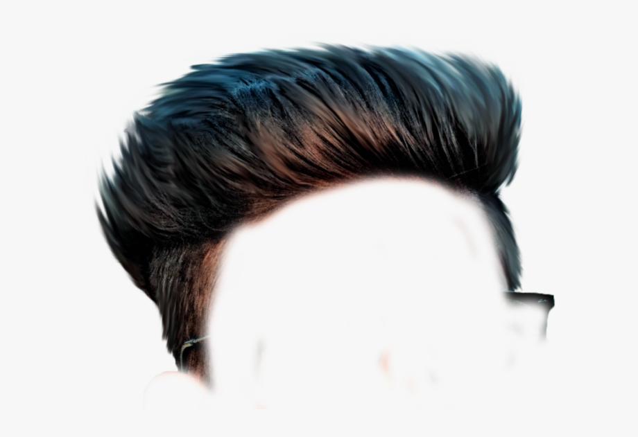 Transparent Girl Hair Png.
