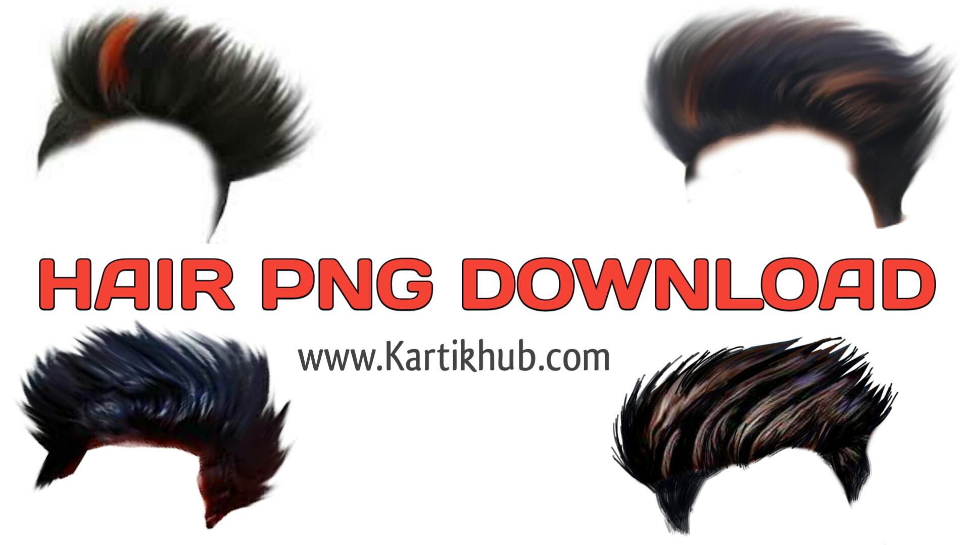 Cb edit hair png download 2019, hair png hd for picsart.