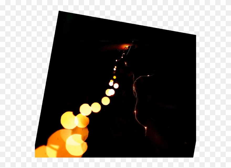 Fairy Lights Png Download With Photography Light Png.