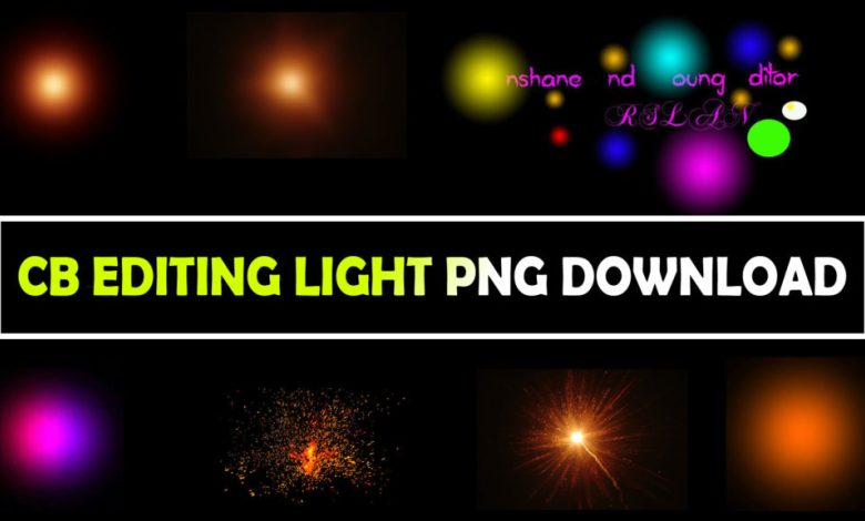 New ] All Editing 200+ CB light PNG Zip File Download.
