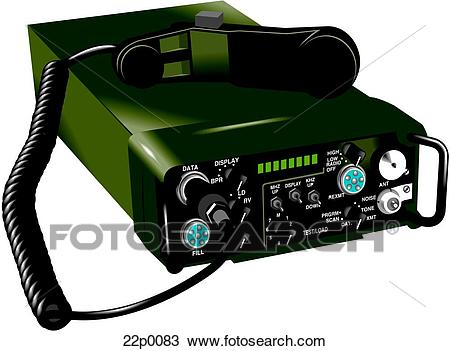 Cb radio clipart 3 » Clipart Station.