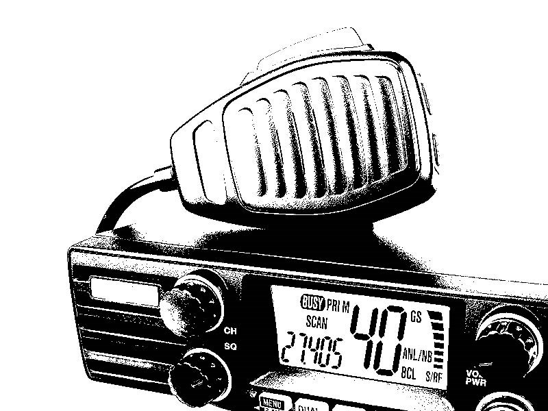 Cb radio clipart 4 » Clipart Station.