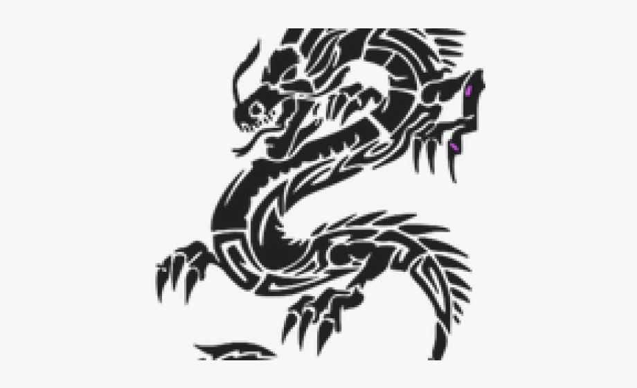 Dragon Tattoos Clipart Png Cb Edit.