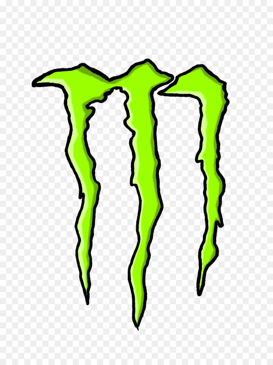 Monster Energy Logo clipart.