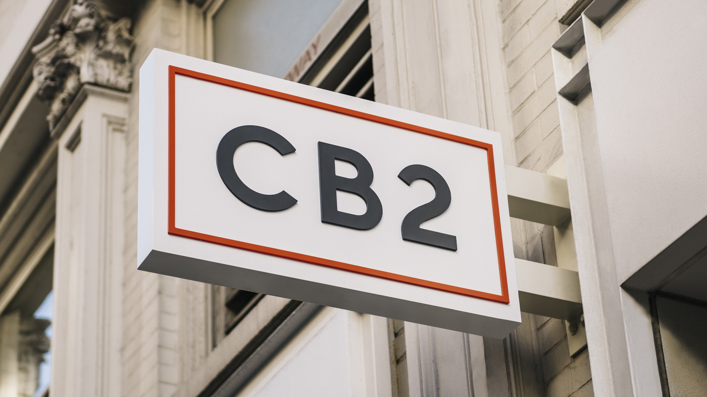 Mother Design — CB2 Identity.