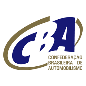 Confederação Brasileira de Automobilismo (CBA) Vector Logo.