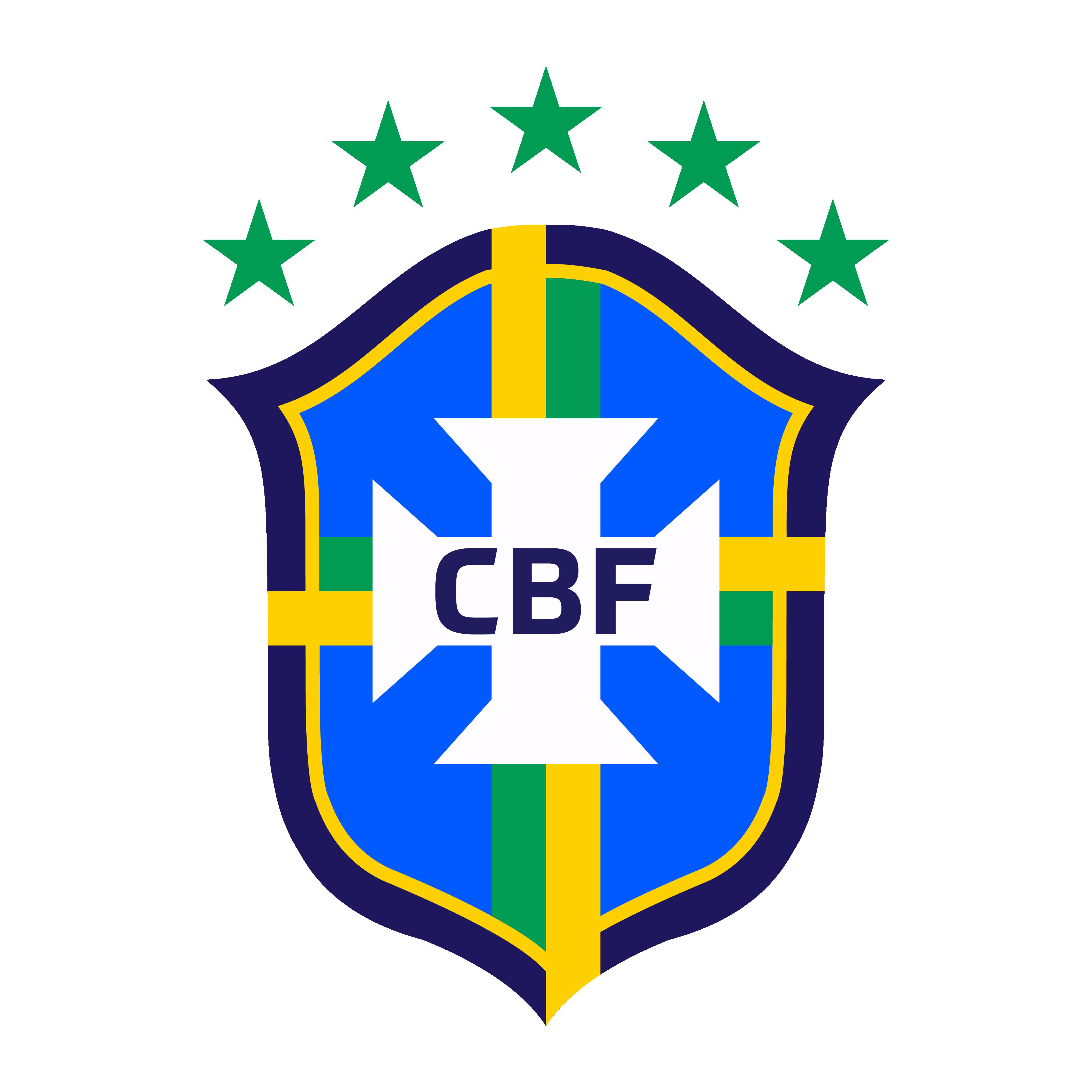 Logo Seleção Brasileira Brasil Brasão em PNG.