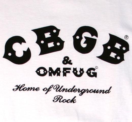 CBGB Logo.