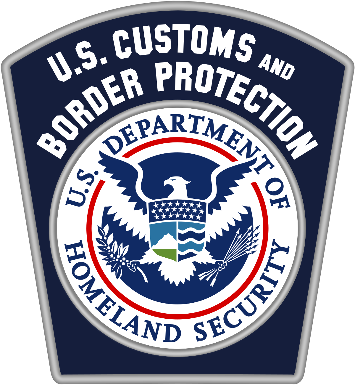 U.S. Customs and Border Protection.