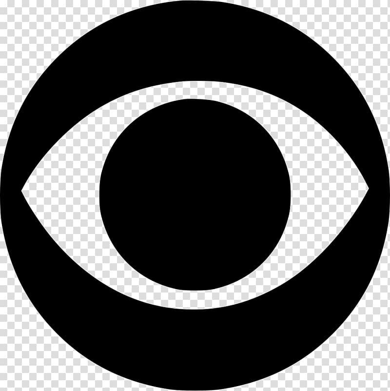 CBS News Logo, Eye transparent background PNG clipart.