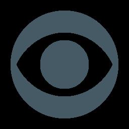 Cbs Logo Icon of Flat style.