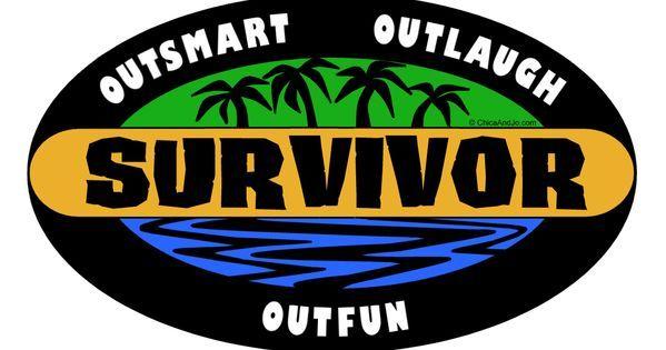 printable survivor logo.