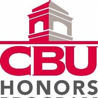 CBU Honors Program.