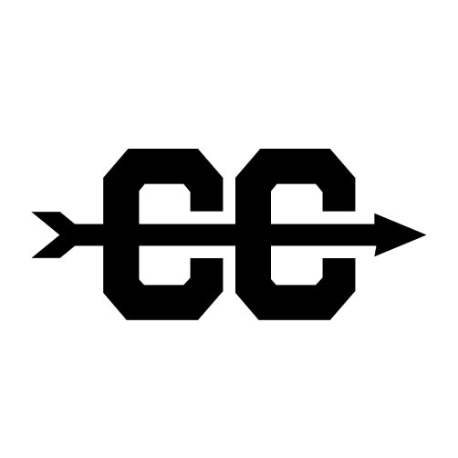 Cross Country Arrow Logo Images Pictures.