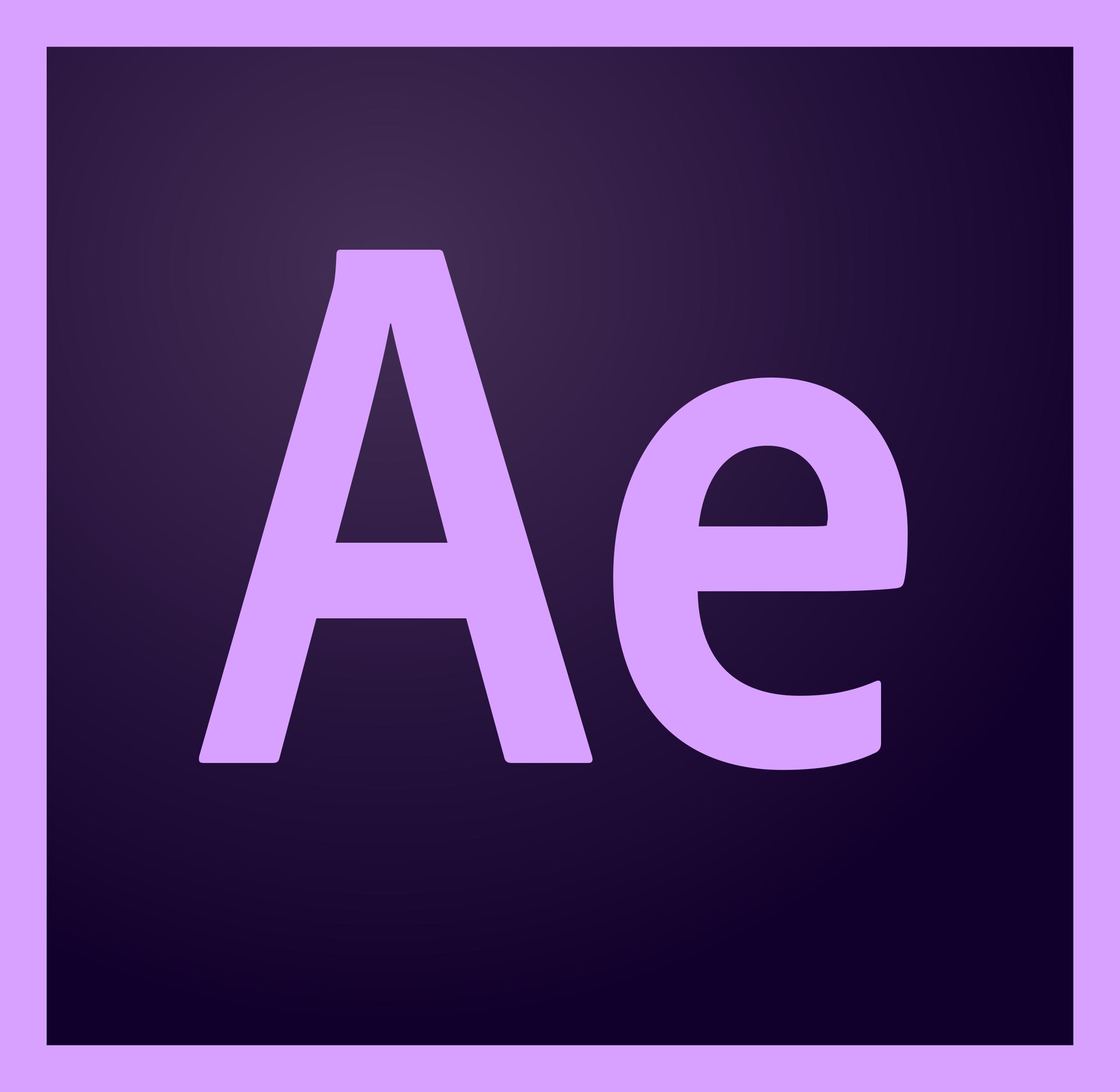 After Effects CC Logo PNG Transparent & SVG Vector.
