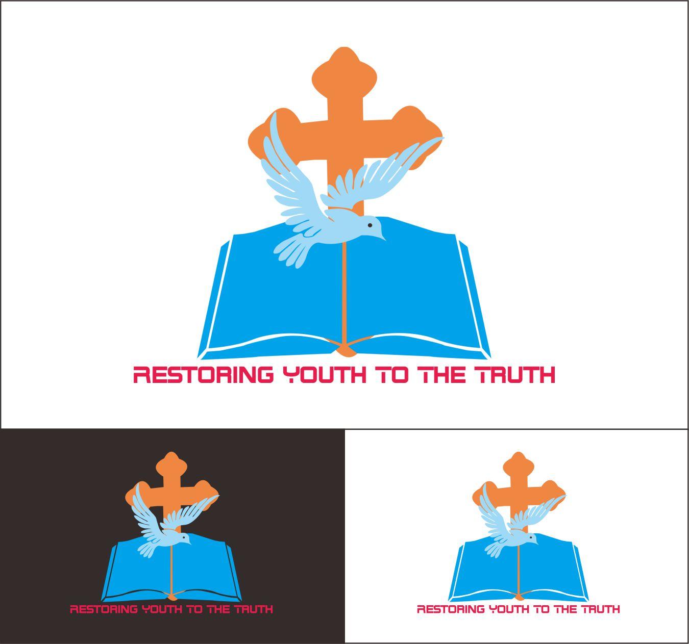 Elegant, Playful Logo Design for Restoring Youth To The.