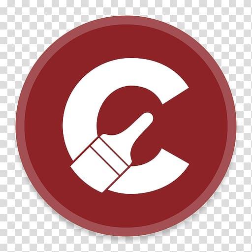 Symbol logo circle, CCleaner transparent background PNG.