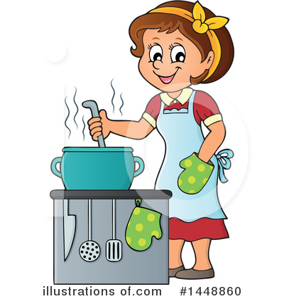 Cooking Clipart #1448860.