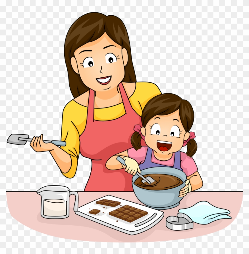 Mother Vector Cooking.