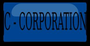 C Corp Clip Art.