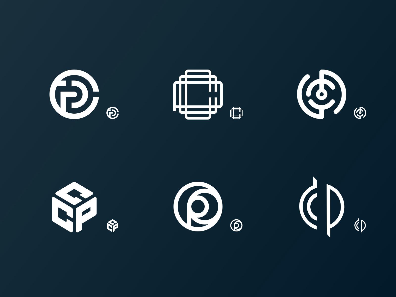 CCP logo exploration.