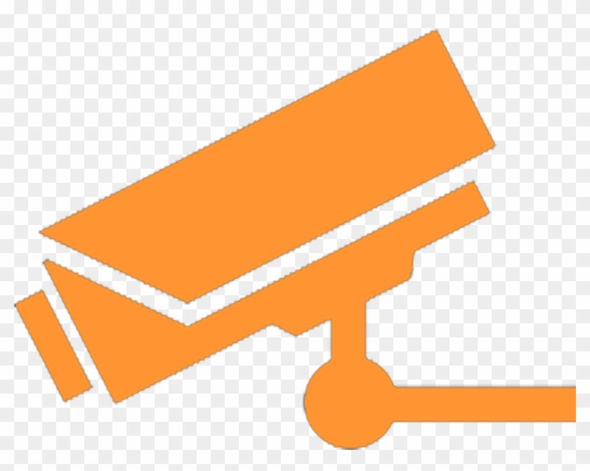 Cctv Camera Icon.