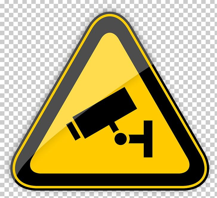 Warning Sign Symbol PNG, Clipart, Angle, Area, Barricade Tape, Cctv.
