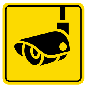 sign CCTV clipart, cliparts of sign CCTV free download (wmf, eps.