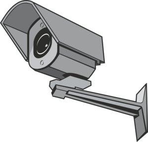Cctv camera images clipart.