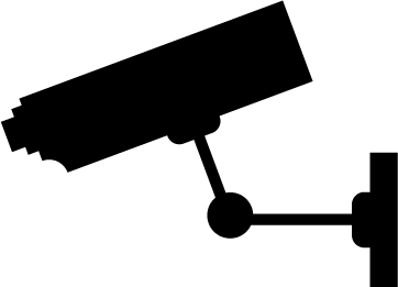 Cctv camera images clipart.