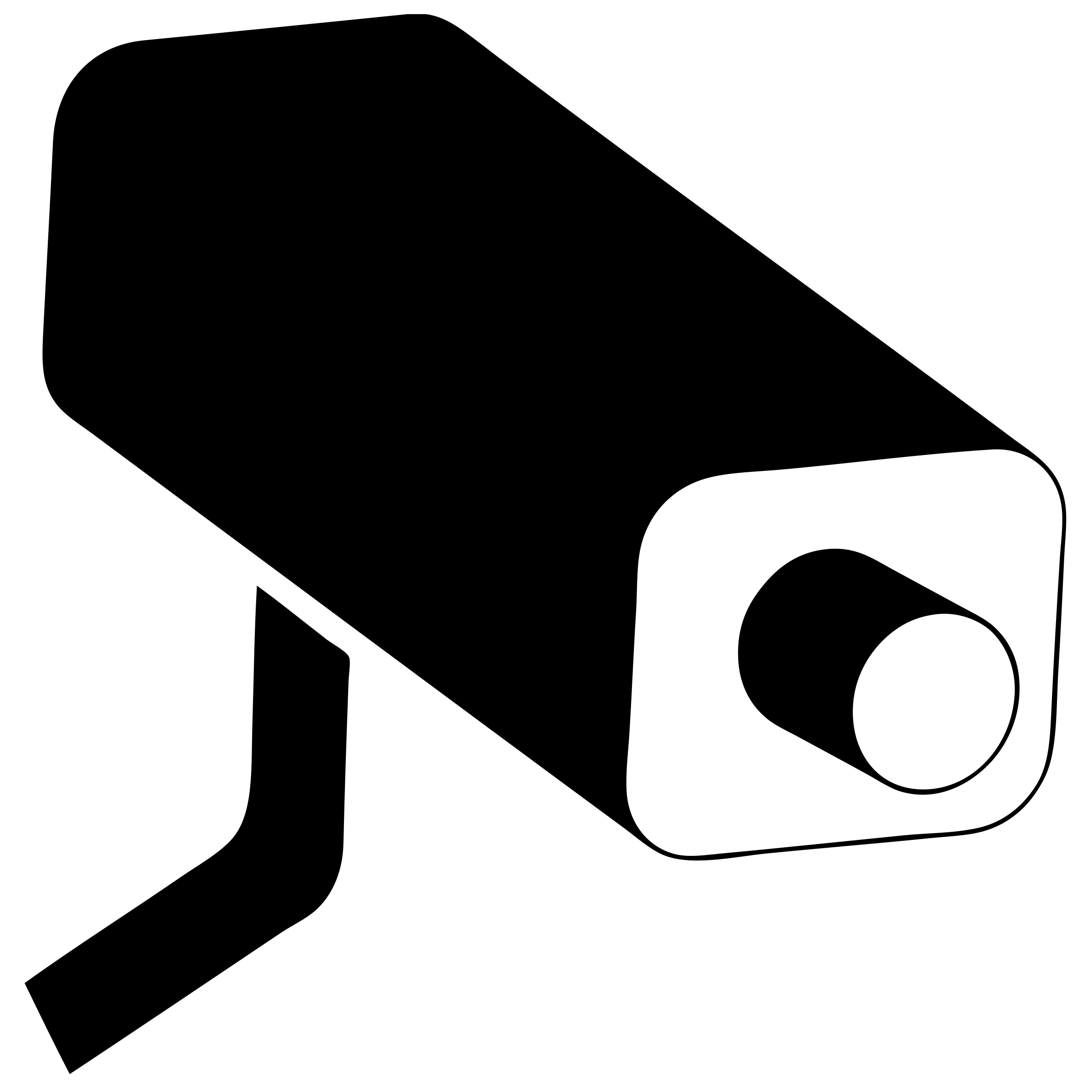 Cctv camera icons clipart.