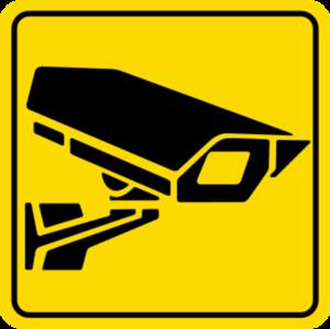 CCTV Clip Art.
