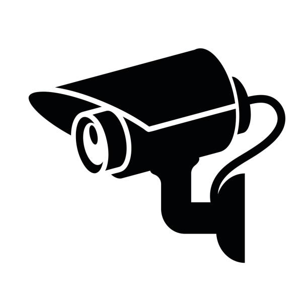 Security Camera Clipart.