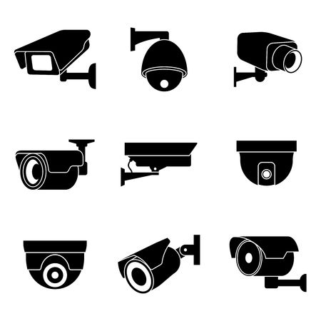 10,165 Cctv Cliparts, Stock Vector And Royalty Free Cctv Illustrations.
