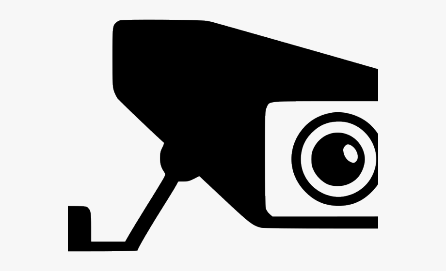 Cctv Clipart Cctv Camera Icon.