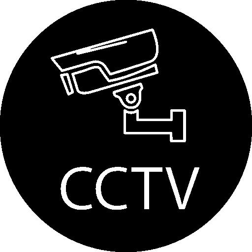 Cctv logo Icons.