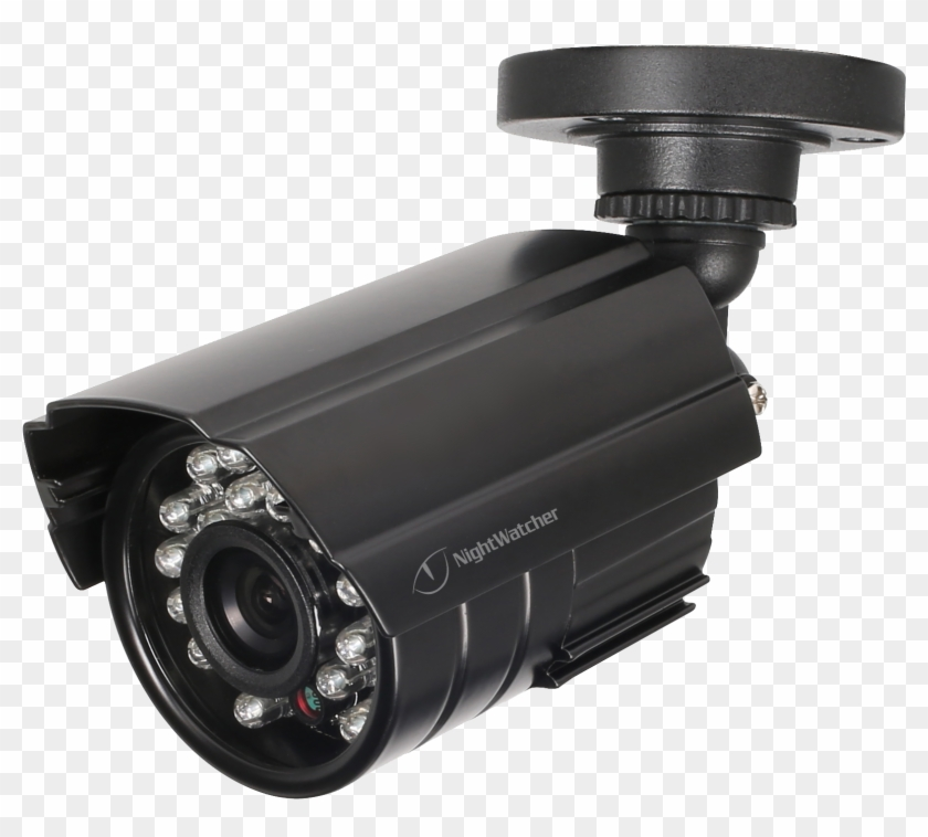 Nightwatcher 1080p Hd Cctv Kit With 4 Bullet Cameras.