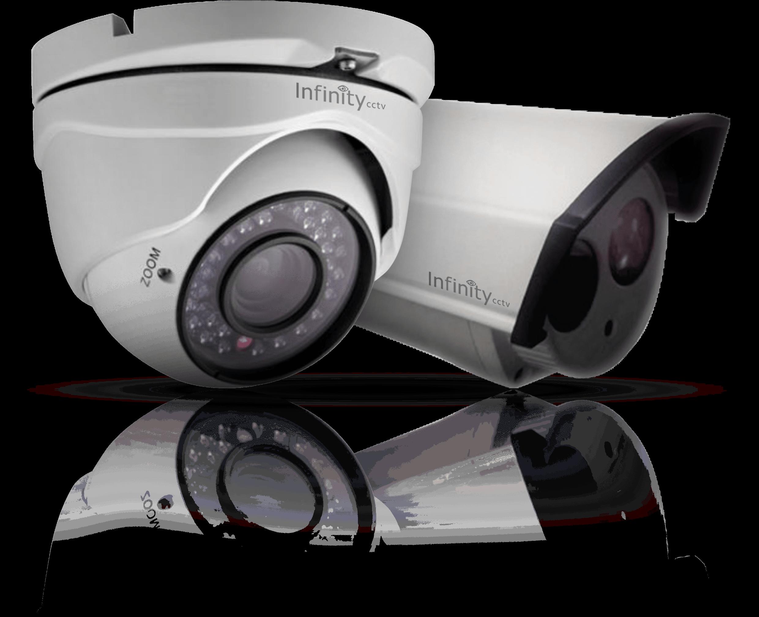 HD Hikvision Cctv Dome Cameras Transparent PNG Image Download.