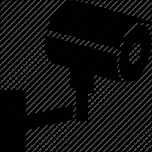 Cctv Camera Logo Png Vector, Clipart, PSD.