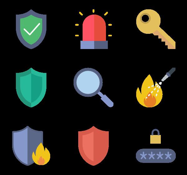 Cctv Icons.