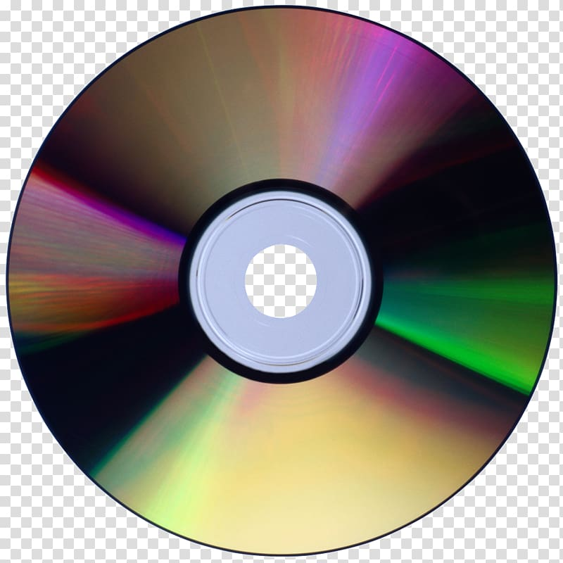CD/DVD transparent background PNG clipart.