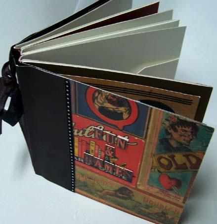CD Folder Books by Keri Pettit.