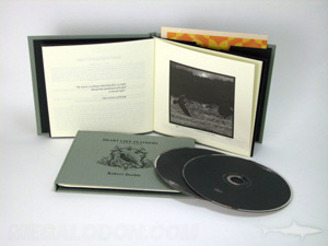 Digibook Packaging CD DVD Book Replication.