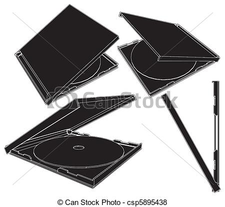 Cd case Stock Illustrations. 1,366 Cd case clip art images and.