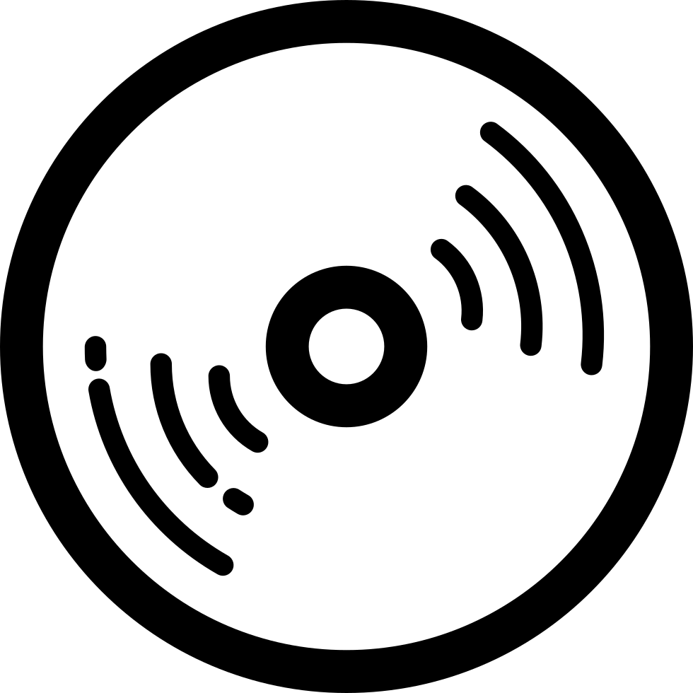 Cd Icon Png #144421.